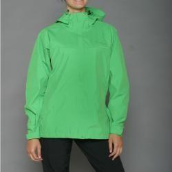 Marmot Womens Minimalist Light Green Snow Jacket
