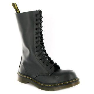 Dr.Martens 1940Z Black Leather Womens Boots Shoes