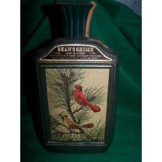 Vintage Jim Beam Decanter CARDINAL James Lockhart