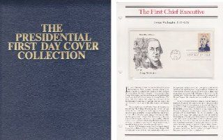 The Presidential First Day Cover Collection   36 First