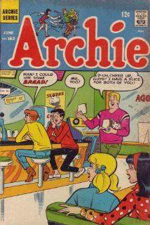 Archie Comic No. 182 June 1968 (Archie Series) Archie