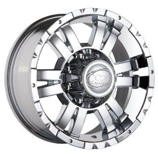 Ion Alloy 182 Chrome Wheel (17x8)    Automotive