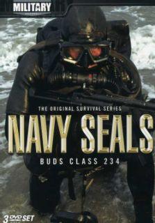 Navy SEALs   Buds Class 234 (DVD)