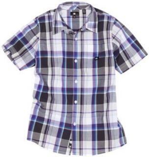 DC Apparel   Kids Boys 8 20 Harris Short Sleeve Shirt