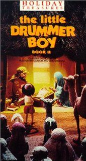 Little Drummer Boy Book 2 [VHS] Greer Garson, Zero Mostel