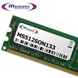 MEMOIRE PC   PORTABLE Memoire RAM 512 Mo pour Notebook Sony VAIO PCG