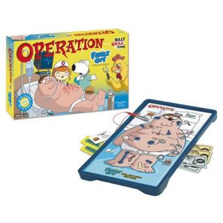 Family Guy Collectors Edition Operation Game