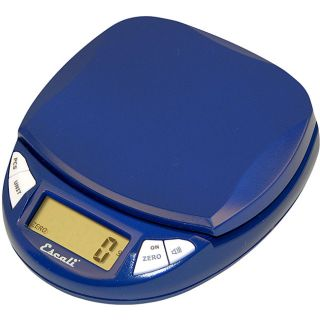 Escali N115RB Pico Royal Blue Mini Digital Scale