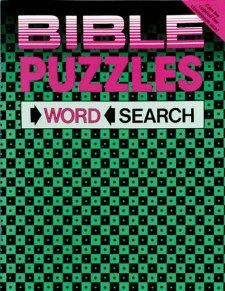 BIBLE PUZZLES    WORD SEARCH (9780937282526): Monte Corley