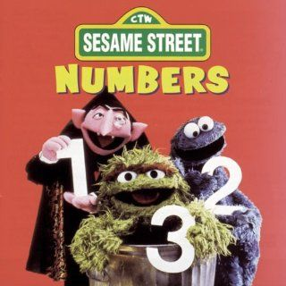 Numbers Sesame Street Music