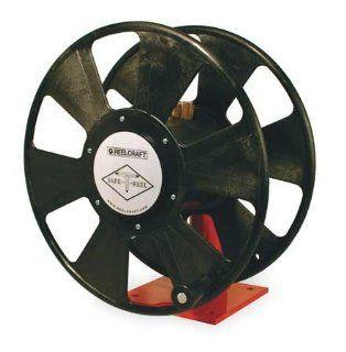REELCRAFT T 1460 01 Welding Cable Reel, Hand Crank, 250 Ft Cap