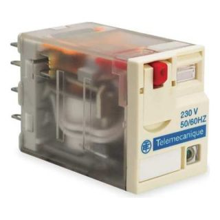 Schneider Electric RXM4AB2BD Relay, 4PDT, 6A, 24VDC Coil Be the