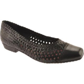 Womens Ara Meredith 33736 Black Woven Today $136.95
