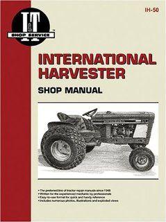 Harvester Shop Manual Models Intl Cub 154 Lo Boy, Intl Cub 184