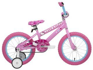 Nirve Hello Kitty Bicycle (Pink, 16 Inch): Sports
