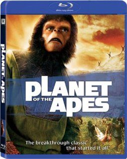 Plane of he Apes [Blu ray] Charlon Heson, Roddy