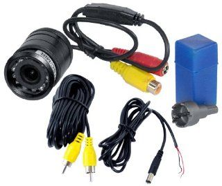 Pyle PLCM39FRV Universal Mount Rear & Front View Camera