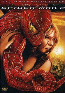 Spider Man 2 (Full Screen Special Edition) Tobey Maguire