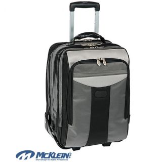 McKlein Silver Division 17in. Detachable Wheeled Laptop Backpack