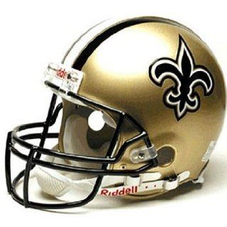 New Orleans Saints Authentic Full Size Pro Line Riddell