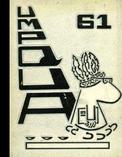 Reprint) 1961 Yearbook Roseburg High School, Roseburg, Oregon 1961