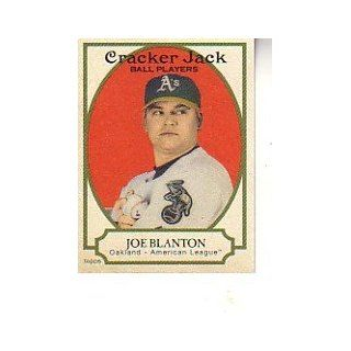 2005 Topps Cracker Jack Mini Red #193 Joe Blanton: Collectibles