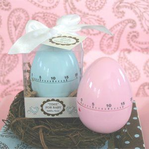 Time for Baby Egg Timer   Baby Shower Gifts & Wedding