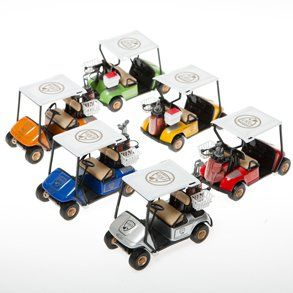 Golf Cart Toys & Games