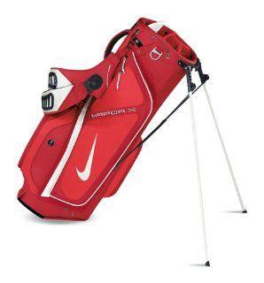 Nike 2012 Vapor X Golf Stand Bag (Red)