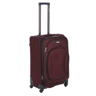 Samsonite Chesapeake Burgundy 3 piece Spinner Luggage Set