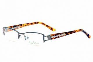 Nicole Miller ASTOR Eyeglasses C02 Brown/Tortoise