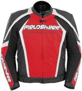 Fieldsheer Razor 2.0 Jacket (XX LARGE) (RED/SILVER)