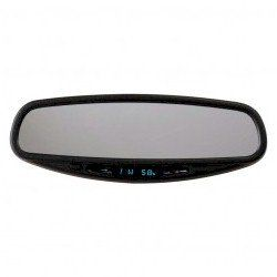 Auto Dimming Rear View Mirror with Compass/Temp Gauge
