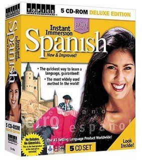 Instant Immersion Spanish Software