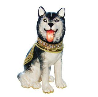 Objet DArt Release #196 Iditarod Purebred Husky Dog