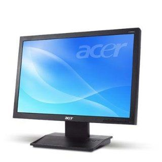 Acer America Corp V193WEJbd 19inch LCD Monitor Black 1440