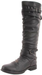 Madden Girl Womens Zerge Boot Shoes