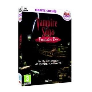 VAMPIRE SAGA   Achat / Vente PC VAMPIRE SAGA   PANDORAS BOX