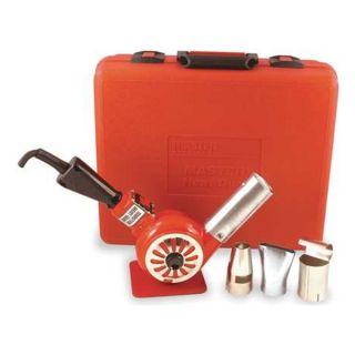 Master Appliance HG 501AK Heat Gun Kit, 500 to 750 F, 14 Amp, 23 CFM