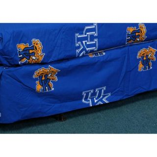 University of Kentucky Wildcats Bedskirt