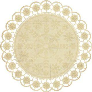 Kaisercraft Lace Madam Boutique Die Cut Paper, 12 Home