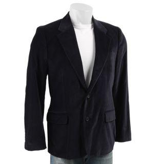 Michael Kors Mens 2 button Velvet Jacket