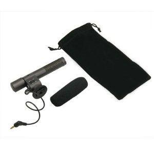 Cinemagic Depot Shotgun Microphone for Canon EOS 7D 5D