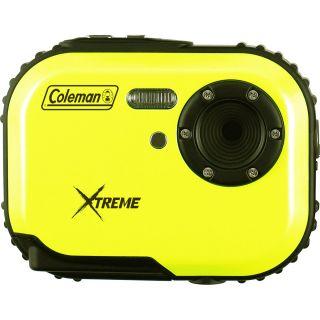Coleman Mini Xtreme C3WP Y 5MP Waterproof Yellow Digital Camera Today