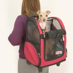 Snoozer Medium Around Travel Pet Carrier