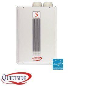 Quietside DPW 199A 199K BTU Dual Purpose Natural Gas Tankless Water