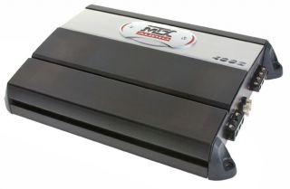 MX MXA4002 2 Channel 400 Wa Car Audio Amplifier (Refurbished