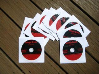 10 Disk Karaoke CDG Set SGB TOOLBOX   201 Song Pack by