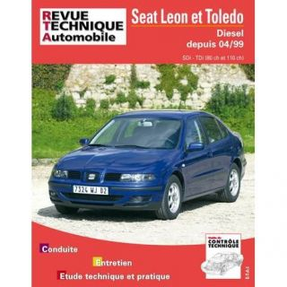 Rta 640.1 seat toledo/leon diesel   Achat / Vente livre Collectif pas