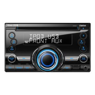 Clarion Mobile Electronics CX201   2 DIN CD/USB Receiver